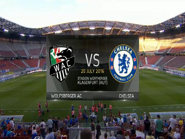 Wolfsberger AC 0-3 Chelsea