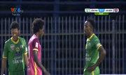 Cần Thơ 0-1 Sài Gòn