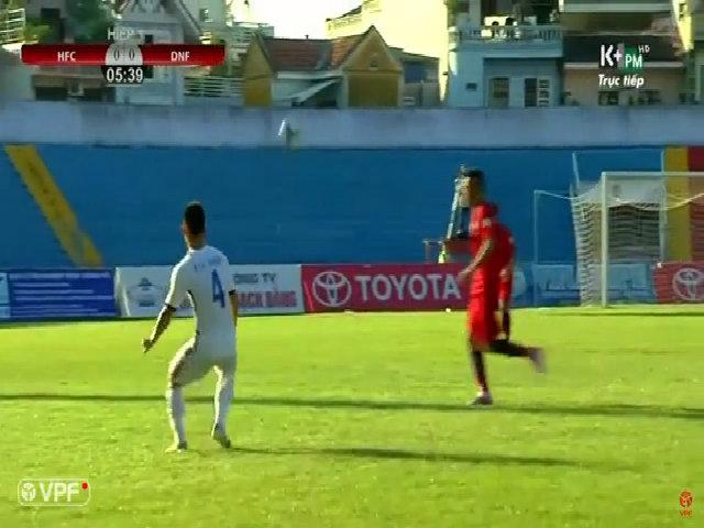 Hải Phòng 0-3 Đà Nẵng