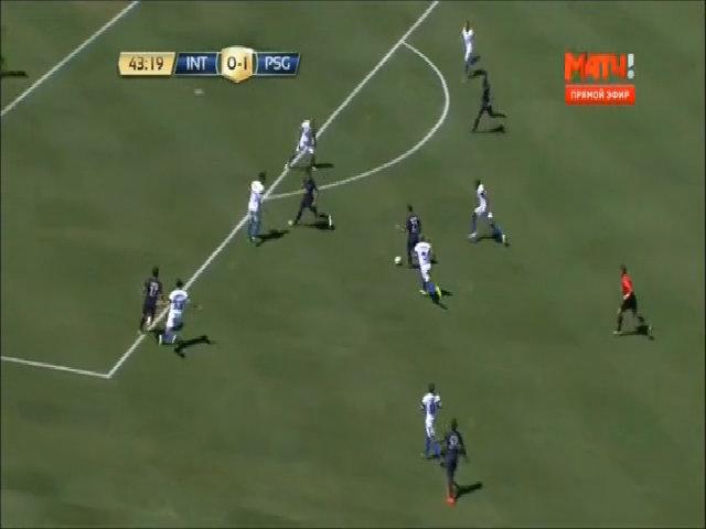Inter Milan 1-3 Paris Saint Germain
