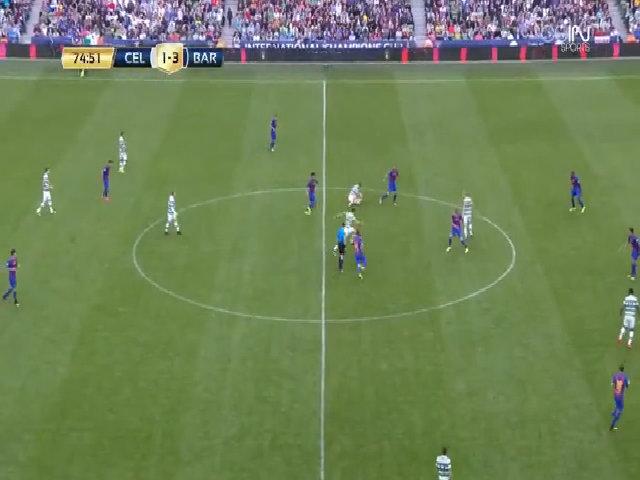 Barca 3-1 Celtic