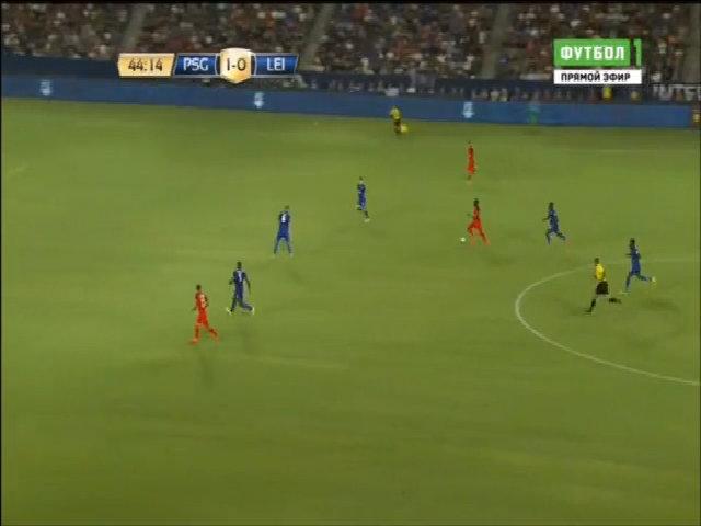 Paris Saint-Germain 4-0 Leicester City