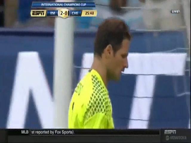 Real Madrid 3-2 Chelsea