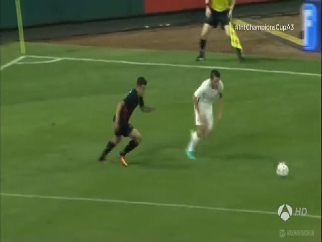 Liverpool 1-2 Roma
