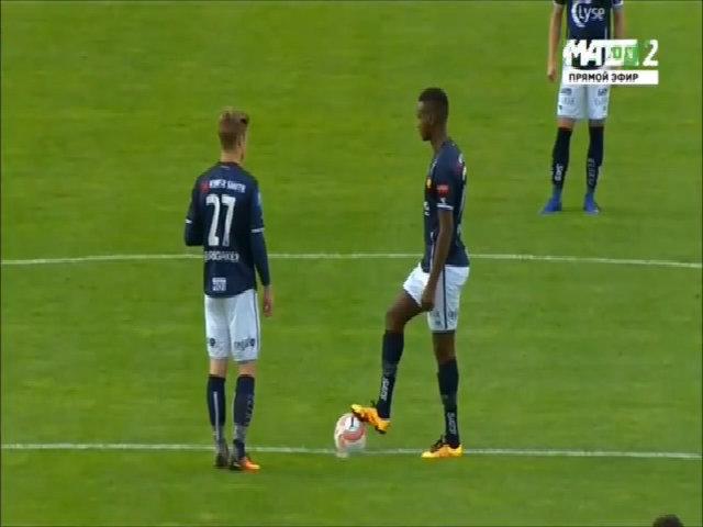Viking Stavanger 0-8 Arsenal