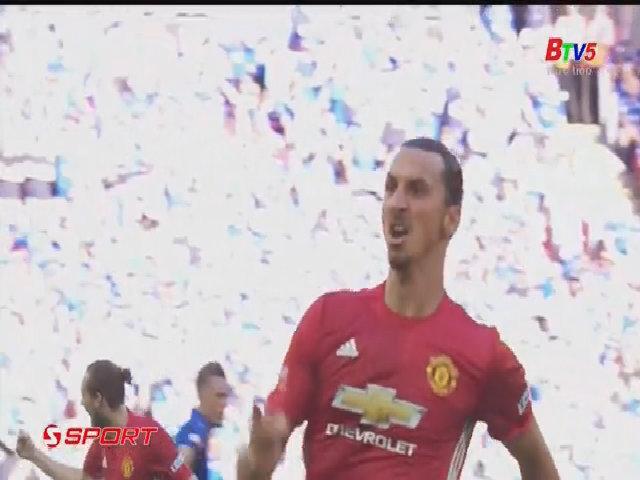 2-1 cho Man Utd