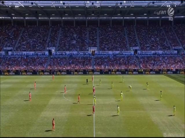 Mainz (05) 4-0 Liverpool