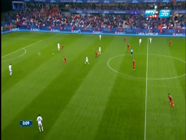 Real 3-2 Sevilla