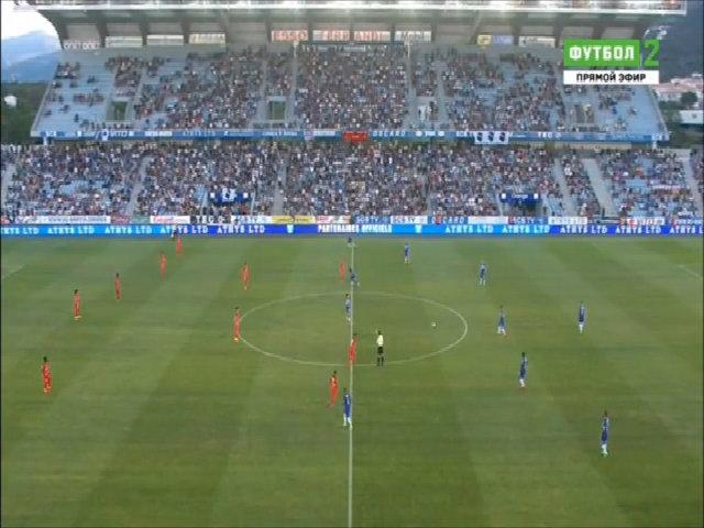 Bastia 0-1 Paris Saint-Germain