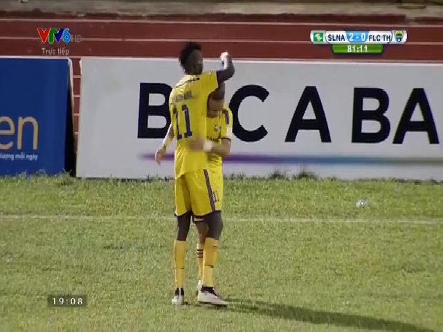 Sông Lam Nghệ An 1-0 Thanh Hóa