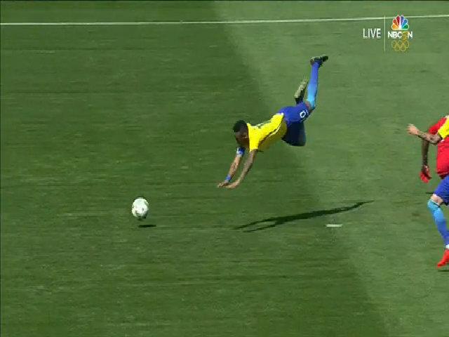 Brazil 6-0 Honduras