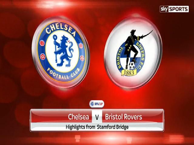 Chelsea 3-2 Bristol Rovers
