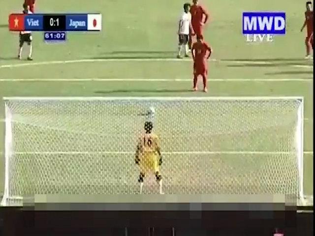 U19 Việt Nam 1-1 U18 Consadole Sapporo