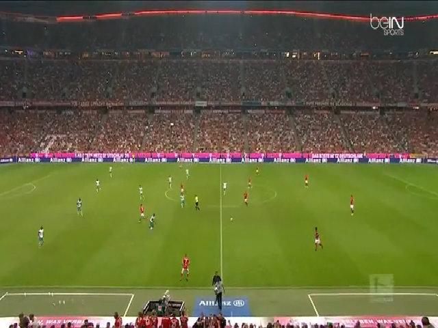 Bayern Munich 6-0 Werder Bremen