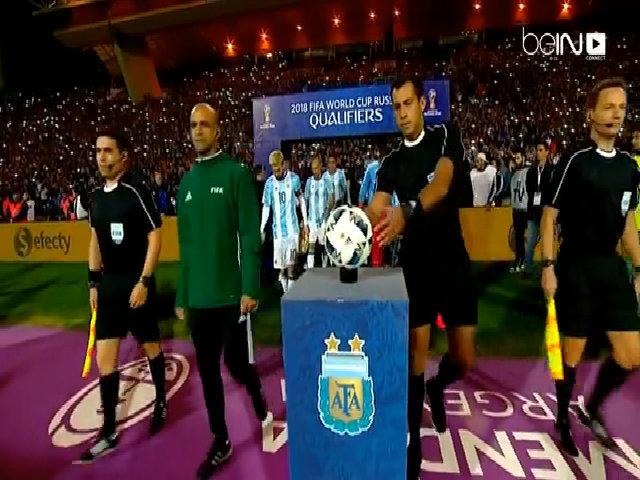 Argentina 1-0 Uruguay