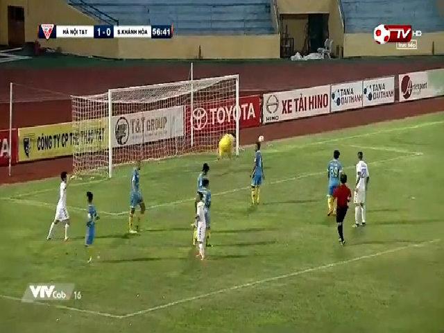 Hà Nội T&T 1-0 Khánh Hòa