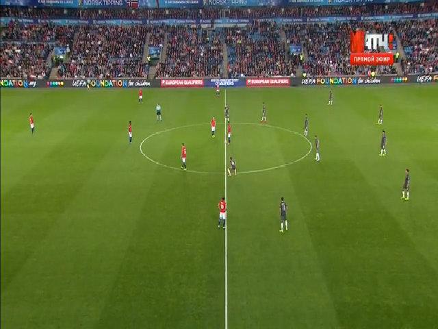 Na Uy 0-3 Đức