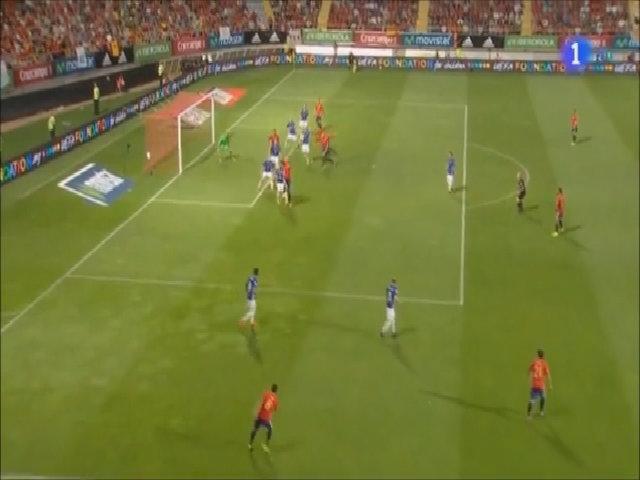 Tây Ban Nha 8-0 Liechtenstein