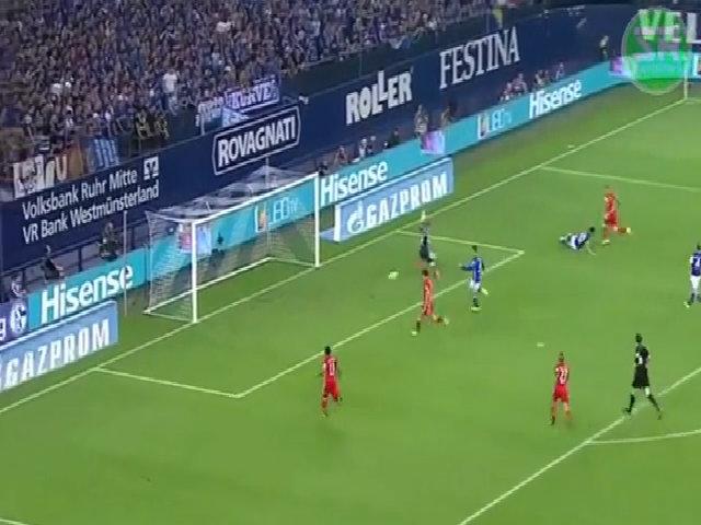 Schalke 0-2 Bayern