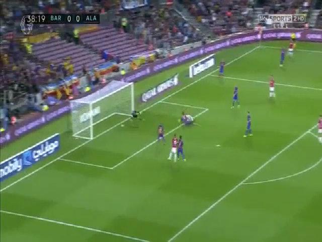 Barcelona 1-2 Alaves