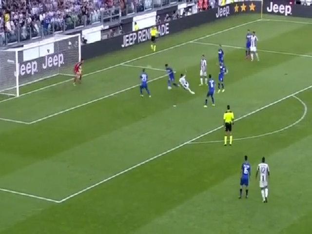 Juventus 3-1 Sassuolo