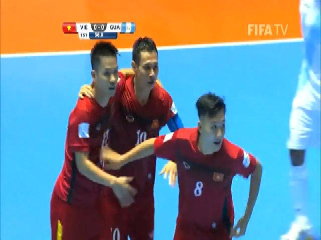 Việt Nam 4-2 Guatemala