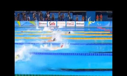 Võ Thanh Tùng giành HC bạc Paralympic 2016