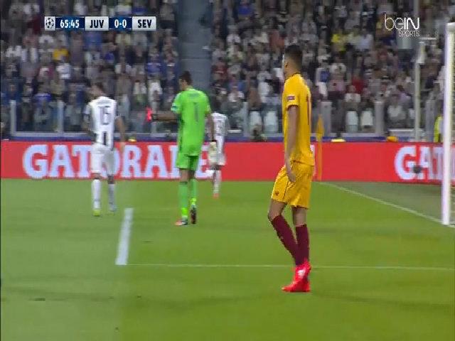 Juventus 0-0 Sevilla