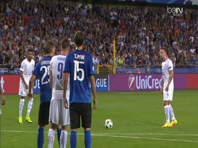 TitleClub Brugge 0-3 Leicester City