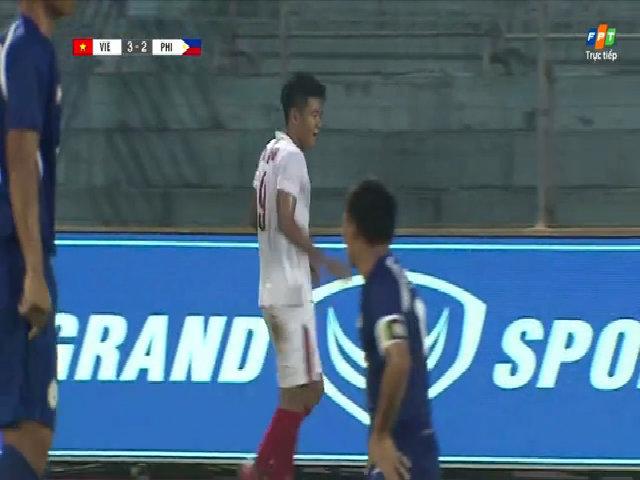 U19 Việt Nam 4-3 U19 Philippines