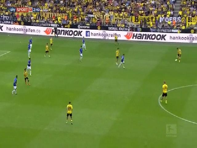 Borussia Dortmund 6-0 Darmstadt