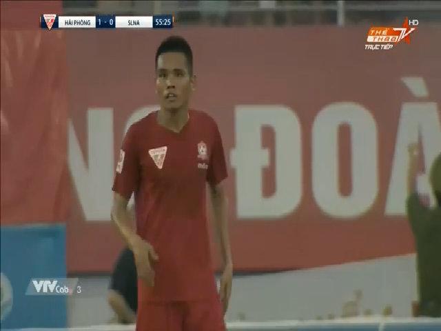 Hải Phòng 3-0 Sông Lam Nghệ An