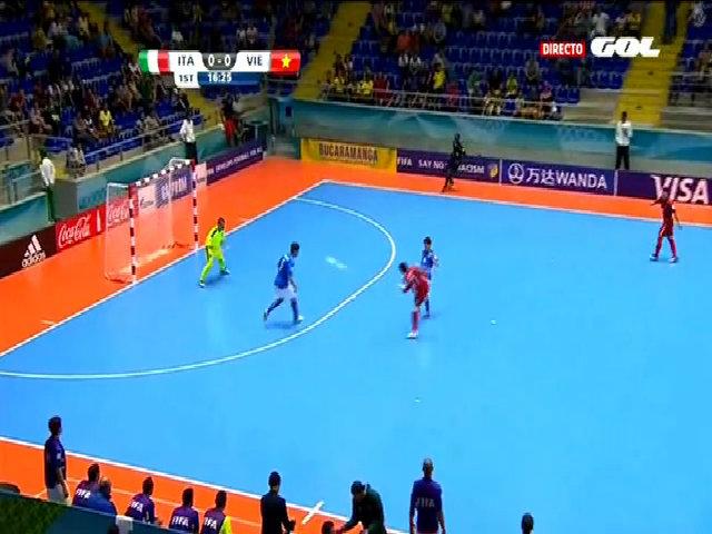 Việt Nam 2-0 Italy