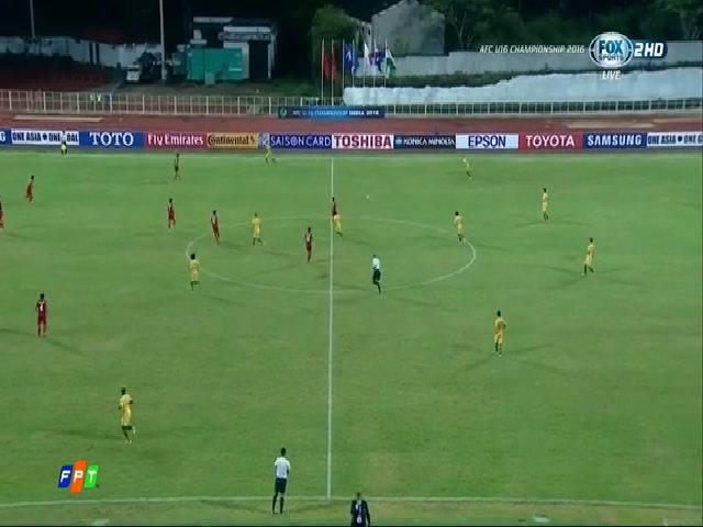 U16 Việt Nam 3-2 U16 Australia