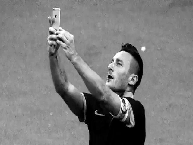 Những con số kỷ lục của Totti
