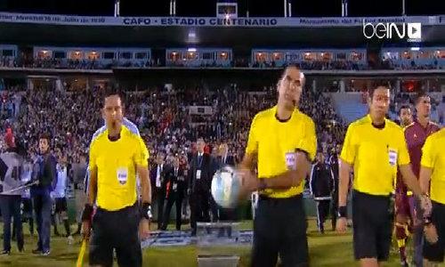 Uruguay 3-0 Venezuela
