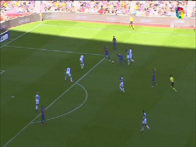 Barcelona 4-0 Deportivo La Coruna