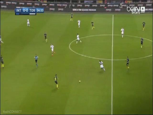 Inter Milan 2-1 Torino
