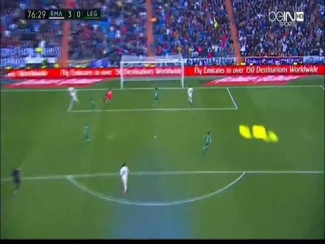 Morata nâng tỷ số lên 3-0 cho Real