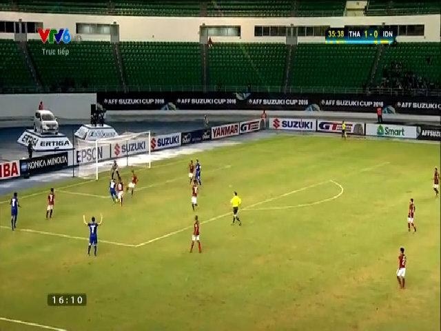 Dangda lập hattrick, Thái Lan ra quân suôn sẻ tại AFF Cup 2016