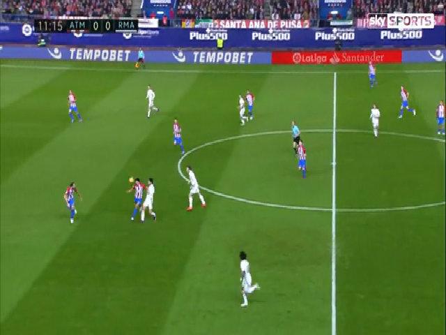 Ronaldo lập hat-trick, Real đại thắng Atletico