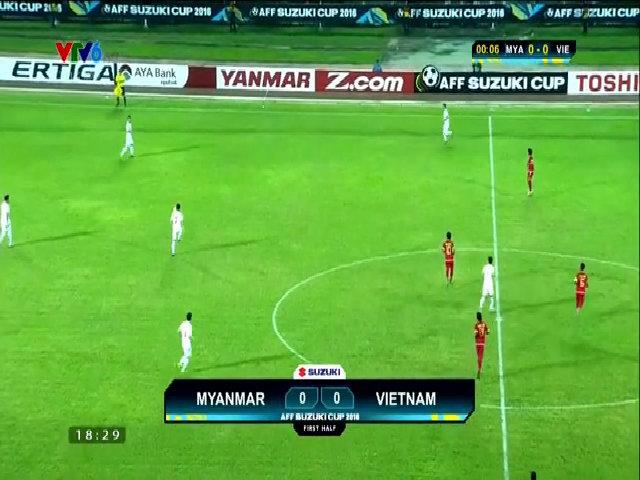 Việt Nam đánh bại Myanmar trận mở màn AFF Cup 2016