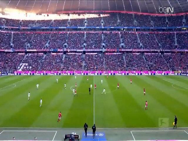 Bayern Munich 5-0 Wolfsburg