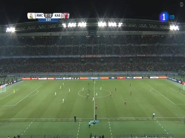 Real Madrid 4-2 Kashima Antlers