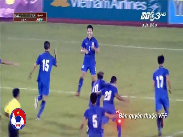 U21 HAGL 0-1 U21 Thái Lan