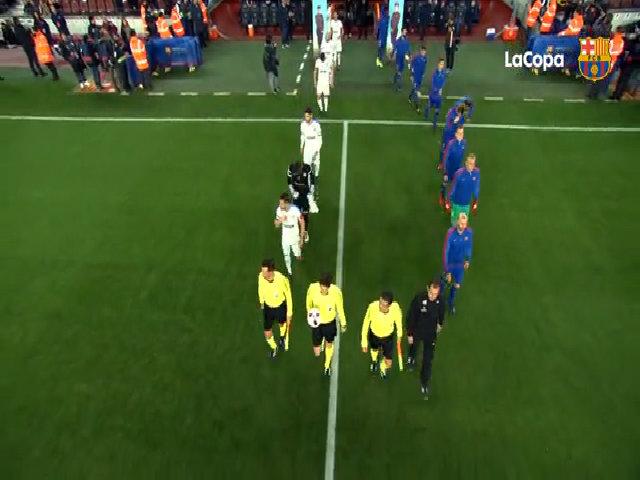 Barcelona 7-0 Hercules