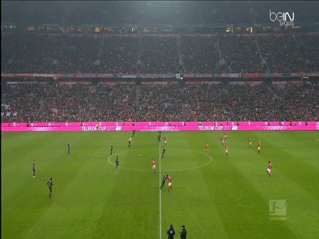 Bayern Munich 3-0 Leipzig