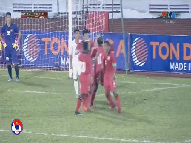 U21 Việt Nam 1-3 U21 Thái Lan