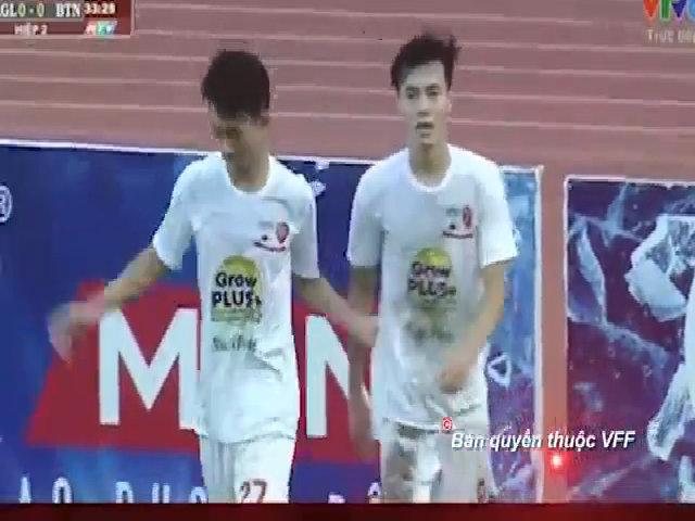 U21 HAGL 1-0 U21 Việt Nam