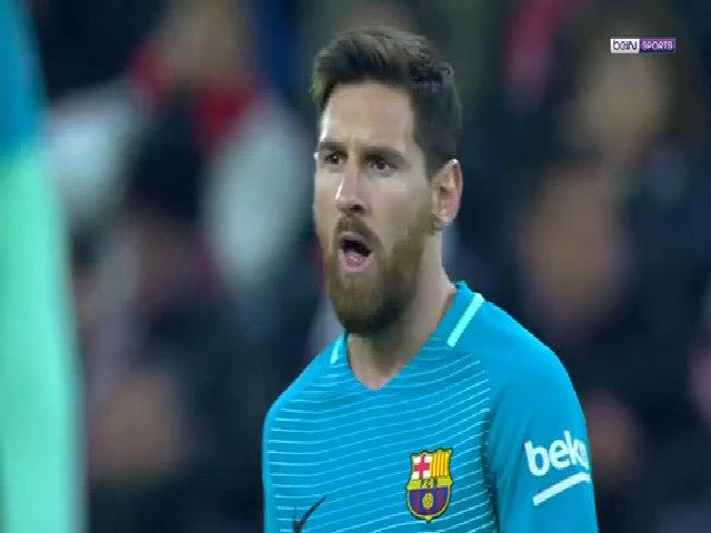 Athletic Bilbao 2-1 Barcelona